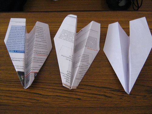 Do HO Policies Cover Injuries Caused by Drones? How About Paper Airplanes?