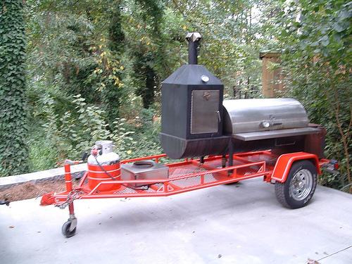 BBQ Smoker…BAP or CGL?