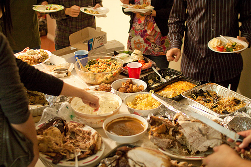 Thanksgiving and Contractual Risk Transfer
