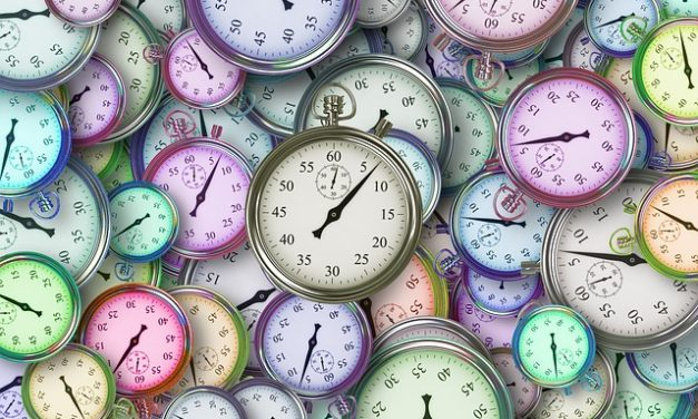 How I Invented Time Management
