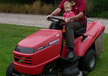Riding Lawn Mowers and Insurance