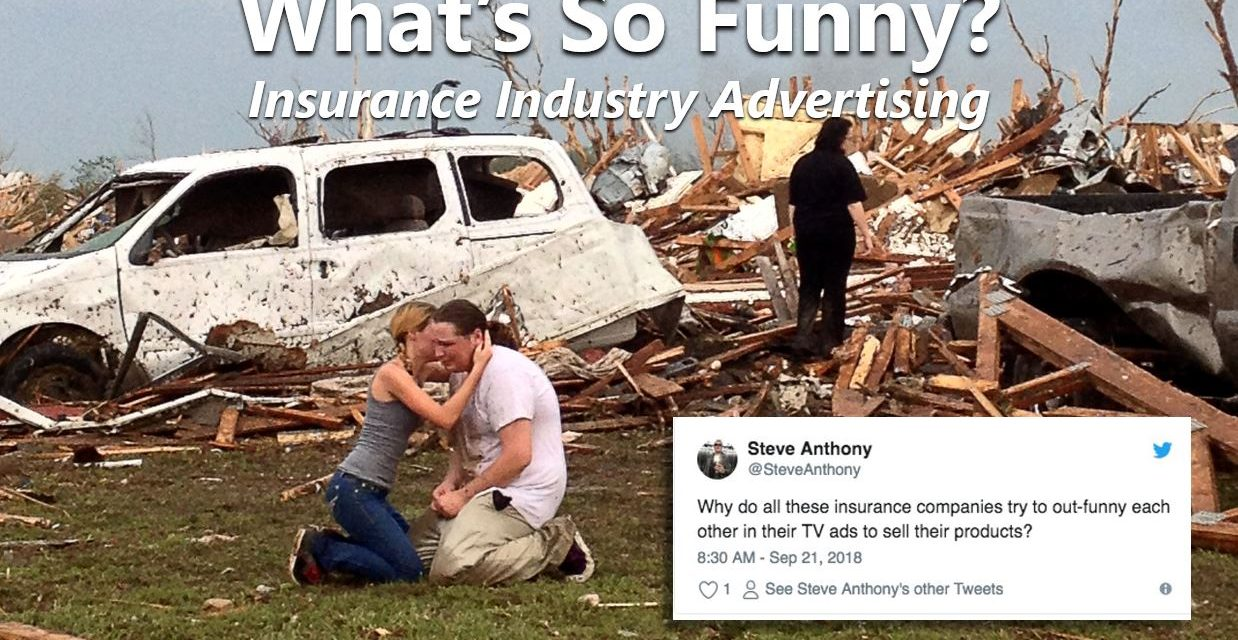 What's So Funny 2? | Insurance Commentary with Bill Wilson