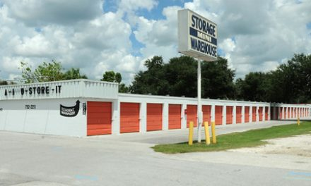 Homeowners Coverage for Personal Property in Self-Storage Warehouses